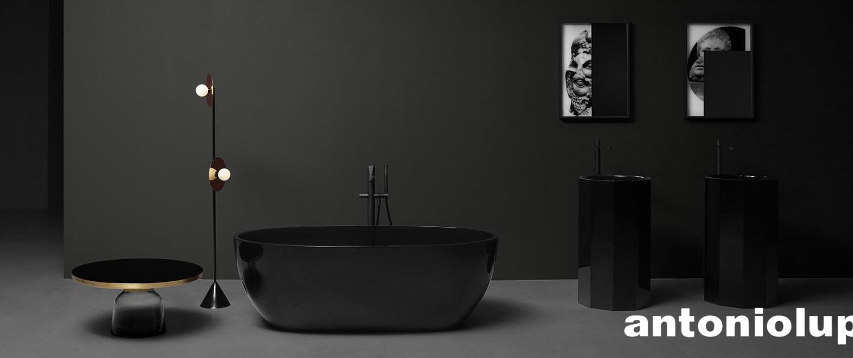 Sanitärausstattungen Design aus Italien